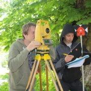 Топографічне знімання місцевості в масштабі 1_500 Парк Культури Львів